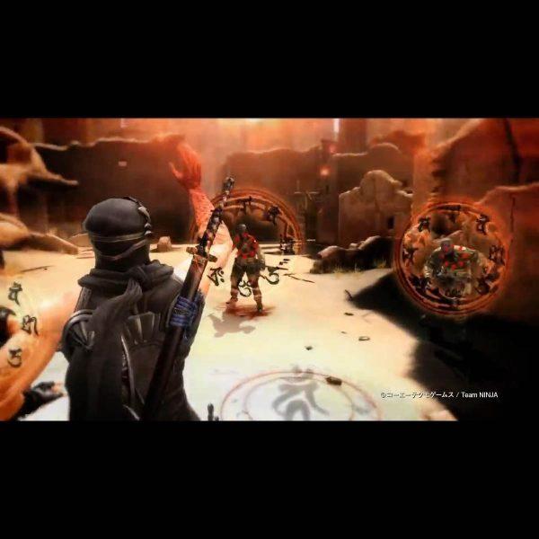 Ninja Gaiden 3 Razor s Edge wii u tuttogiappone screenshot 010