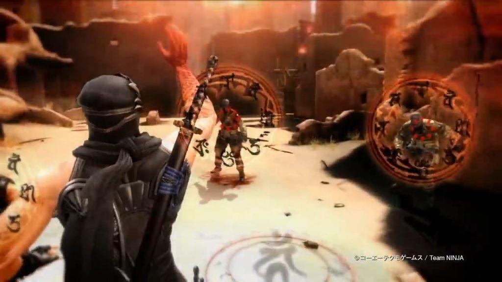 Ninja Gaiden 3 Razor s Edge wii u tuttogiappone screenshot