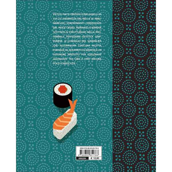 Sushi sashimi l arte della cucina Giapponese 2 TuttoGiappone
