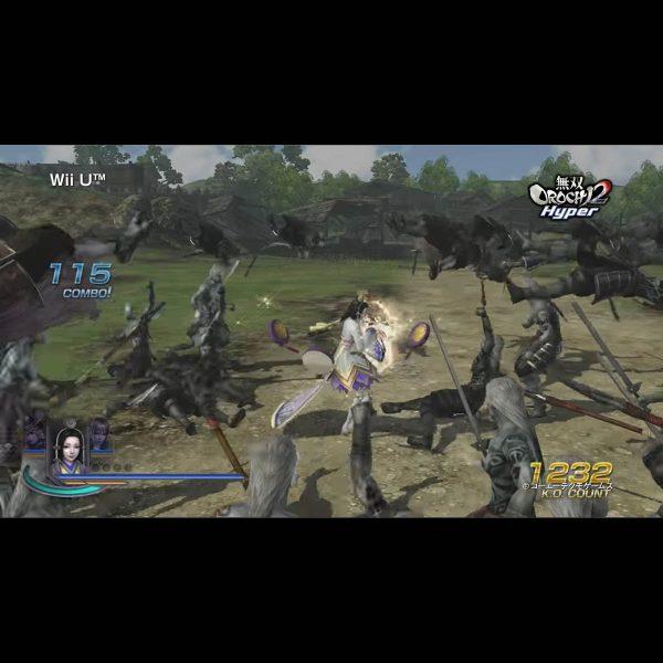 Warriors Orochi 3 Hyper Musou Orochi 2 Hyper Wii U TuttoGiappone screenshot 003