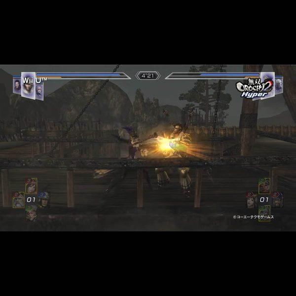 Warriors Orochi 3 Hyper Musou Orochi 2 Hyper Wii U TuttoGiappone screenshot 011