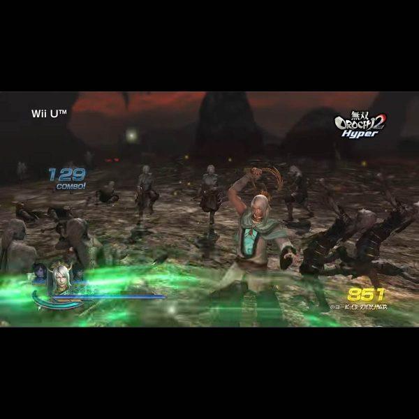 Warriors Orochi 3 Hyper Musou Orochi 2 Hyper Wii U TuttoGiappone screenshot 015