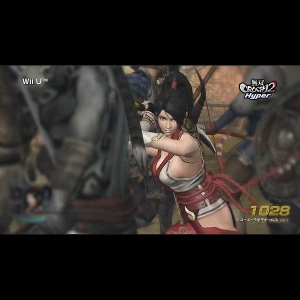 Warriors Orochi 3 Hyper Musou Orochi 2 Hyper Wii U TuttoGiappone screenshot 020
