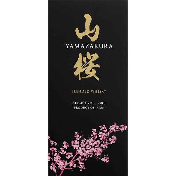 Whisky Yamazakura Blended 700 ml TuttoGiappone 8