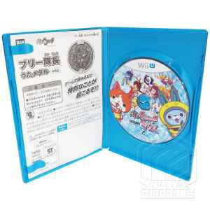Yo kai Watch Dance Just Dance Special Version Wii U TuttoGiappone CD