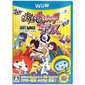 Yo kai Watch Dance Just Dance Special Version Wii U TuttoGiappone fronte