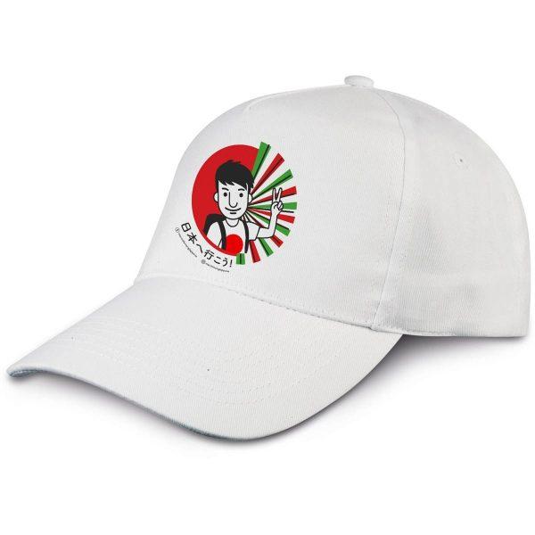 cappellino marchino in giappone tipo 2 tuttogiappone