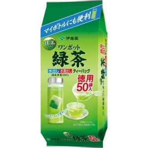 Itoen One Pot Green Tea te verde in bustine con te matcha 1 TuttoGiappone