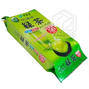 Itoen One Pot Green Tea te verde in bustine con te matcha 3 TuttoGiappone