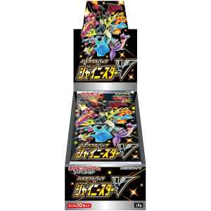 Pokemon Card Game Sword and Shield High Class Pack Shiny Star V Box 1 TuttoGiappone 1