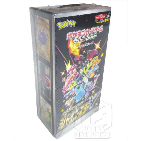 Pokemon Card Game Sword and Shield High Class Pack Shiny Star V Box 3d TuttoGiappone