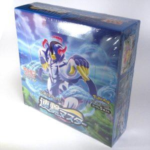 Pokemon Card Game Sword and Shield Pack Rapid Strike Master Box Stili di Lotta 3d TuttoGiappone