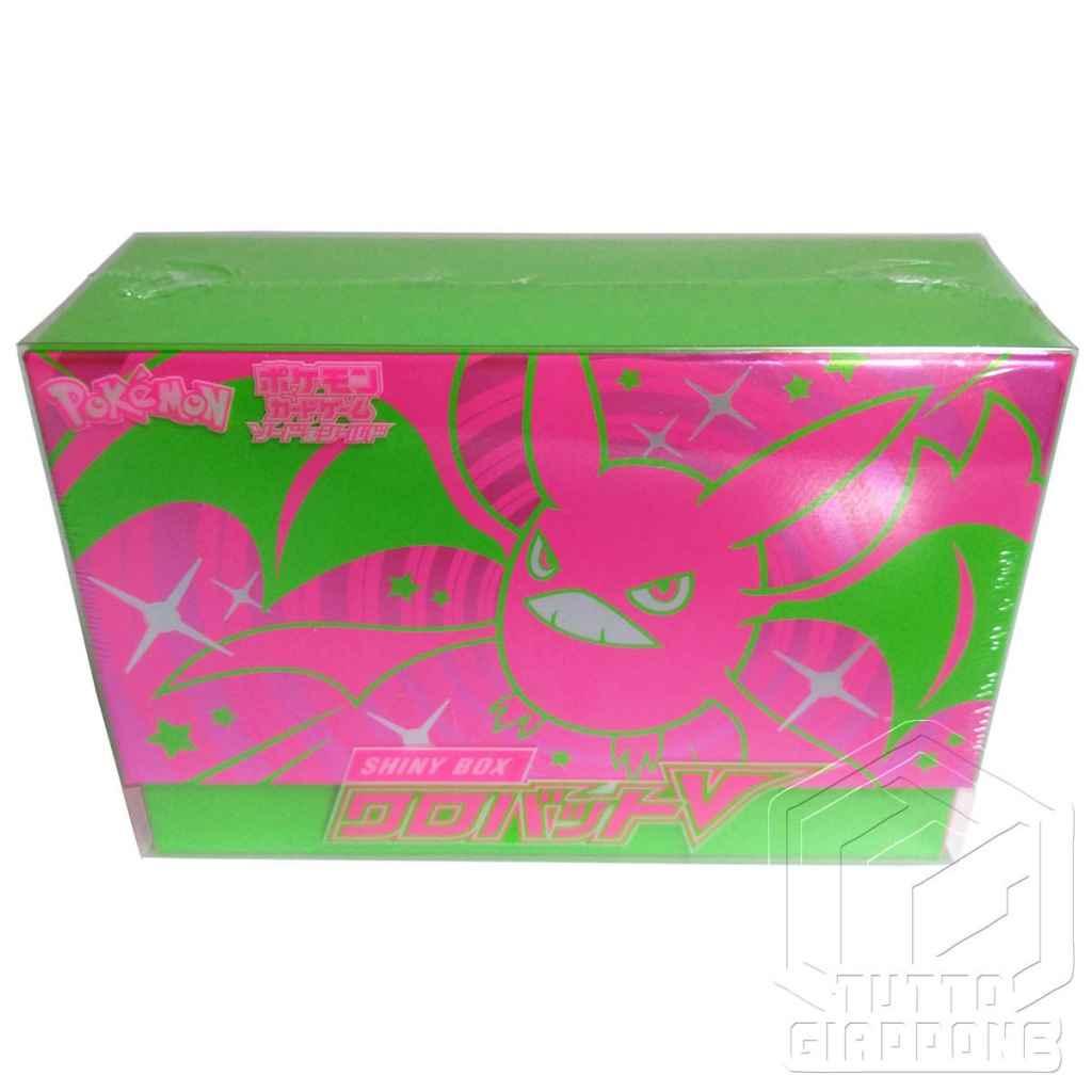 Crobat V Pokemon Card Game Shiny Box 6 TuttoGiappone