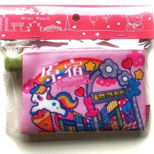 Mini pouch Harajuku min