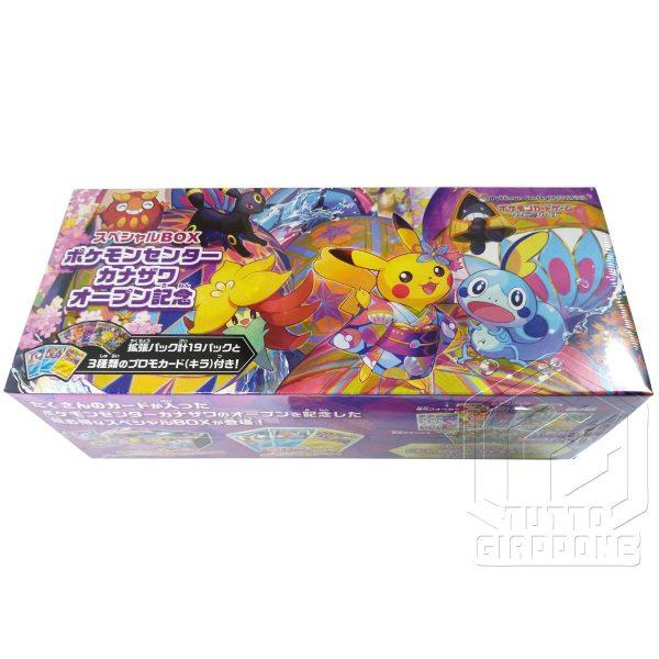 Pokemon Card Game Special Box Pokemon Center Kanazawa Open Memorial 3 TuttoGiappone