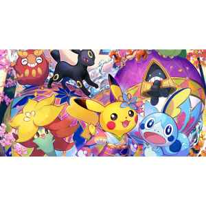Pokemon Card Game Special Box Pokemon Center Kanazawa Open Memorial 8 TuttoGiappone