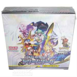 Pokemon Card Game Sun and Moon Dream League Booster Box 1 TuttoGiappone