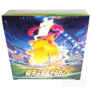 Pokemon Card Game Sword and Shield Voltaggio Sfolgorante Box 4 TuttoGiappone