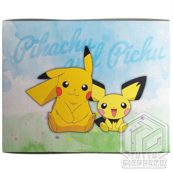 Action Figure Pokemon Pikachu e Pichu relax 07 TuttoGiappone
