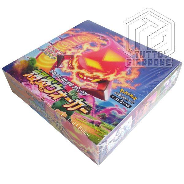 Pokemon Card Expansion Pack Explosive Walker 05 Box TuttoGiappone