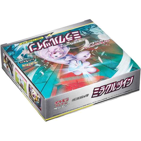 Pokemon Card Game Miracle Twin box 02 TuttoGiappone