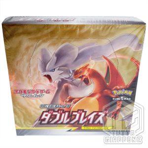 Pokemon Card Game Sun Moon Double Blaze Legami inossidabili 02 TuttoGiappone
