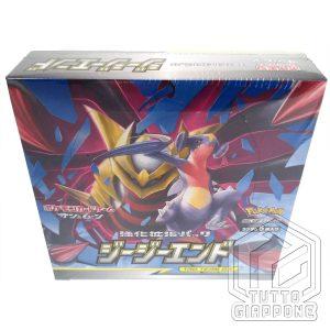 Pokemon Card Sun Moon Tag Tea GX GG End box sm10a 02 TuttoGiappone jpg