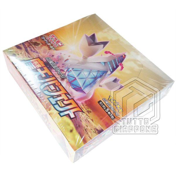 Pokemon Card Skyscraping Perfect Duraludon Box 4 TuttoGiappone