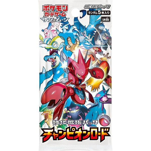 Pokemon Card Game Champion Road Box 05 TuttoGiappone