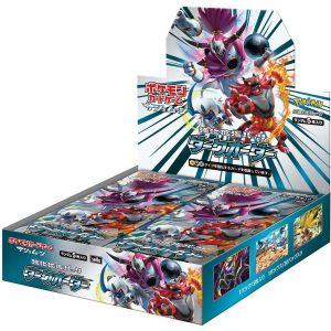 Pokemon Card Game Dark Order Box 01 TuttoGiappone