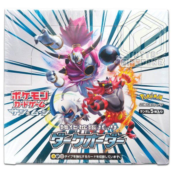 Pokemon Card Game Dark Order Box 03 TuttoGiappone