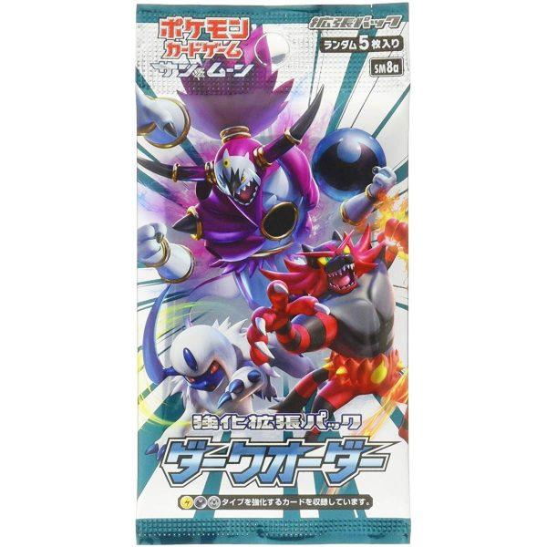 Pokemon Card Game Dark Order Box 05 TuttoGiappone