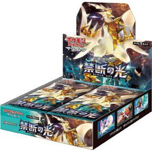 Pokemon Card Game Forbidden Light Box 01 TuttoGiappone