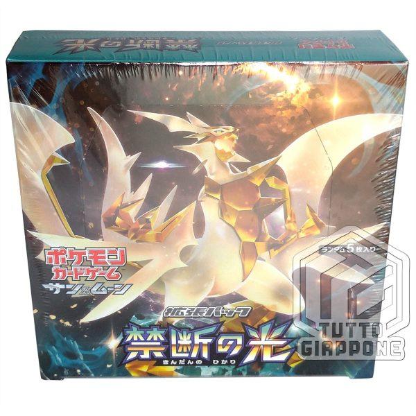 Pokemon Card Game Forbidden Light Box 02 TuttoGiappone