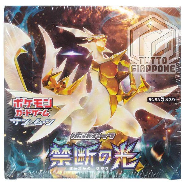 Pokemon Card Game Forbidden Light Box 03 TuttoGiappone