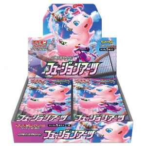 Pokemon Card Game Fusion Arts box 1 TuttoGiappone