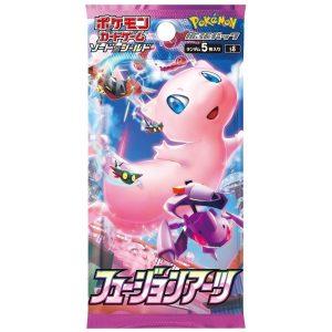 Pokemon Card Game Fusion Arts box 3 TuttoGiappone