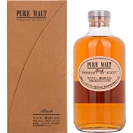 Nikka Black Pure Malt Whisky, 500 ml