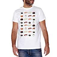 CUC T-Shirt Sushi Giappone - Famosi