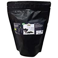 Alghe Wakame Essiccate al Sole Biologiche Crude, Alga Marina Bio, 40gr, Alga Bruna Ricca di Iodio
