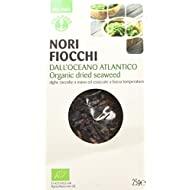 Probios Alghe Nori in Fiocchi Bio senza Glutine - Confezione da 8 x 25 g