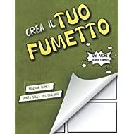 Crea Il Tuo Fumetto Senza Bolle Di Dialogo: 120 Pagine | Grande formato | Cornici di riempimento facile | Perfetto per dare | Copertura Premium