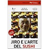 Jiro e l'arte del sushi. DVD. Con libro