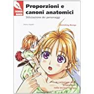 Proporzioni e canoni anatomici. Stilizzazione dei personaggi