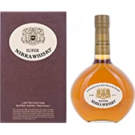 Nikka Super Revival Limited Edition Whisky Giapponese Confezione Luxury